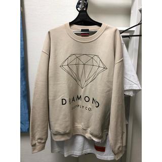 ハフ(HUF)のdiamond supply スウェット L(スウェット)