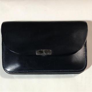 ディガウェル(DIGAWEL)のdigawel garcon purse navy(折り財布)