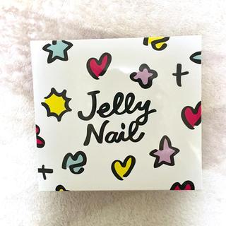 ジェリーネイル(Jelly Nail)のジェルネイルキット ジェリーネイル JellyNail(カラージェル)