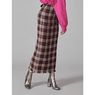 ウールロービングスカート