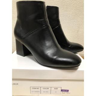 ナチュラルビューティーベーシック(NATURAL BEAUTY BASIC)のブーツ ブラック 黒(ブーツ)