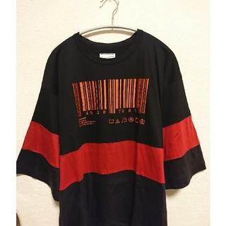 シャリーフ(SHAREEF)のSHAREEFカットソーサイズ1(Tシャツ/カットソー(半袖/袖なし))