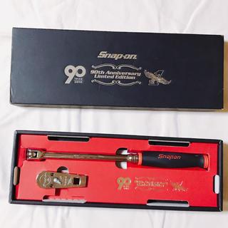 スナップオン90th記念モデル(工具)