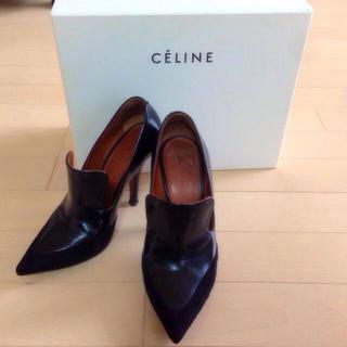 セリーヌ(celine)の正規品 CELINE パンプス(ハイヒール/パンプス)