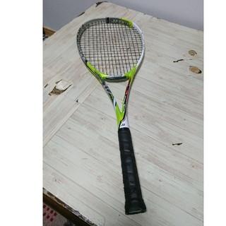 ヨネックス(YONEX)の【軟式テニス】 YONEX  LASERUSH  1V ライム(ラケット)