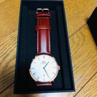 ダニエルウェリントン(Daniel Wellington)のダニエルウェリントン  時計(腕時計(アナログ))