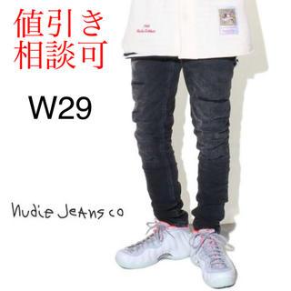 ヌーディジーンズ(Nudie Jeans)の美品 Nudie Jeans(ヌーディージーンズ) LEAN DEAN W29(デニム/ジーンズ)