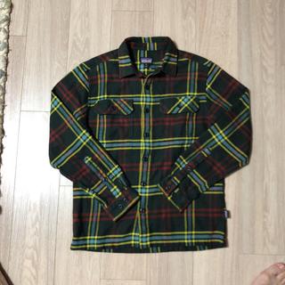 パタゴニア(patagonia)の新品未使用 パタゴニア フィヨルドフランネルシャツ(シャツ)