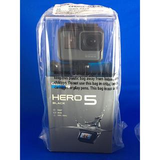 ゴープロ(GoPro)の新品未使用!保証期間有り!GoPro Hero5 black その他オプション(ビデオカメラ)