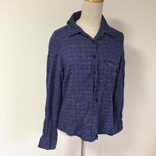 ロキシー(Roxy)の美品 ネルシャツ(シャツ/ブラウス(長袖/七分))