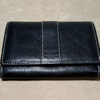 コーチ(COACH)のCOACH(コーチ) 財布/二つ折り財布(財布)