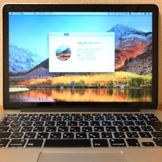 マック(Mac (Apple))のMacbook Pro Retina 13インチ 512GB Late 2013(ノートPC)