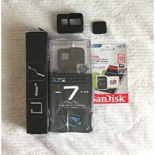 ゴープロ(GoPro)の新品5点(64GB)セットGoPro HERO7 BLACK(ビデオカメラ)