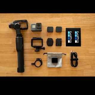 ゴープロ(GoPro)のGoPro HERO 6 + Karma Grip【USED】(コンパクトデジタルカメラ)