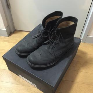 ジルサンダー(Jil Sander)のジルサンダー ブーツ size40 (ブーツ)
