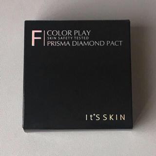 イッツスキン(It's skin)のイッツスキン ダイヤモンドパクト #23(ファンデーション)
