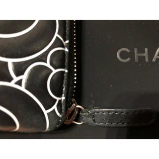 シャネル(CHANEL)の確認用‼️シャネル◎カメリア◎ラウンドファスナー 長財布(財布)