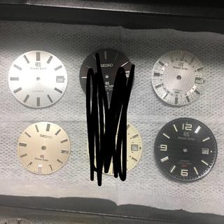 グランドセイコー(Grand Seiko)のsell様 文字盤 4種類(腕時計(アナログ))