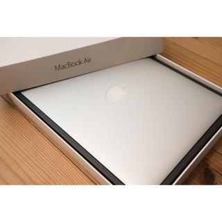 マック(Mac (Apple))の値引き!MacBook Air Early2014 SSD 256GB(ノートPC)