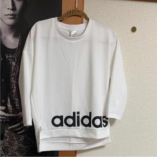 アディダス(adidas)のadidas adidasneo トップス(Tシャツ(長袖/七分))
