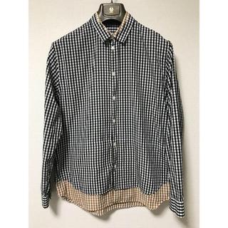 ヌメロヴェントゥーノ(N°21)のヌメロヴェントゥーノNO.21 ギンガムチェックシャツ(シャツ)