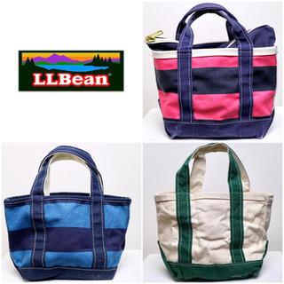 エルエルビーン(L.L.Bean)のllbean  ヴィンテージ ミニトート バッグ 3点セット 日本未発売(トートバッグ)