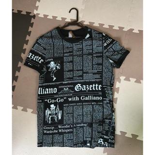 ジョンガリアーノ(John Galliano)のJohn galliano(Tシャツ/カットソー(半袖/袖なし))