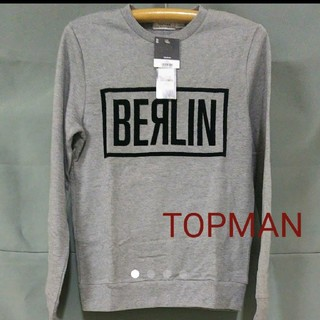 トップマン(TOPMAN)のロンT(Tシャツ/カットソー(七分/長袖))
