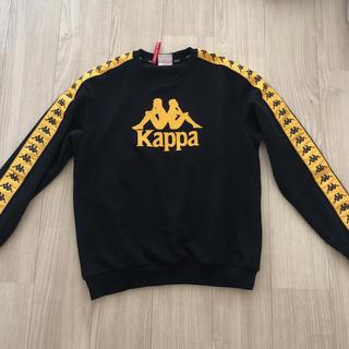 カッパ(Kappa)のKappa プルニットオーバー スウェット(スウェット)
