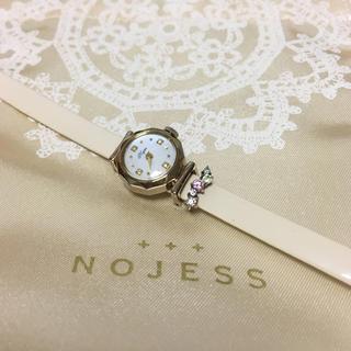 ノジェス(NOJESS)のNOJESS 時計 チャーム(腕時計)
