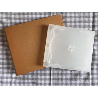 ムジルシリョウヒン(MUJI (無印良品))の無印良品 ディスクケース(CD/DVD収納)