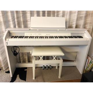 【電子ピアノ美品】カシオ PX-860/2015年製 椅子付き(電子ピアノ)