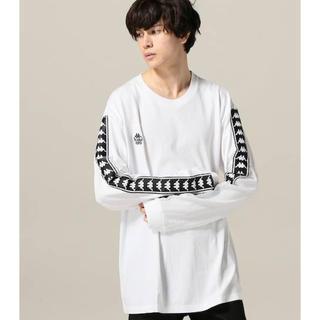 クリスチャンダダ(CHRISTIAN DADA)のKAPPA x CHRISTIAN DADA   Long  T-Shirt(Tシャツ/カットソー(七分/長袖))
