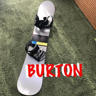 バートン(BURTON)の早い者勝ち⭐️スノーボード バートン 2点セット カスタム 158(ボード)