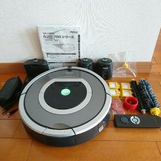 アイロボット(iRobot)のiRobot ルンバ 780 替え 新品あり(掃除機)