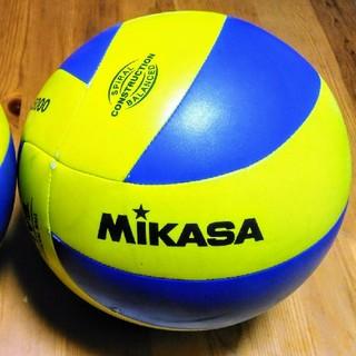 ミカサ(MIKASA)の🏐MIKASAバレーボール🏐2ヶ✨【練習球】(バレーボール)
