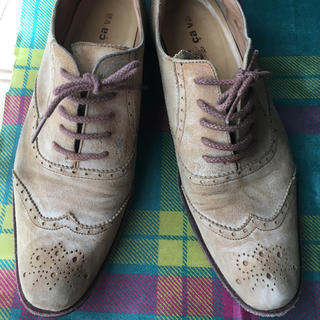 サヴァサヴァ(cavacava)のcava cava レースアップシューズ(ローファー/革靴)
