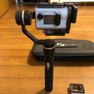 ソニー(SONY)のHDR-AS300ジンバルセット(ビデオカメラ)