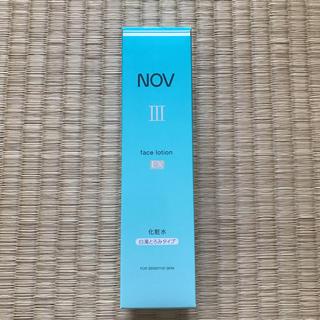 ノブ(NOV)のNOV Ⅲ フェイスローションEX(化粧水 / ローション)