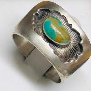ANYターコイズのシルバー925リング(リング(指輪))