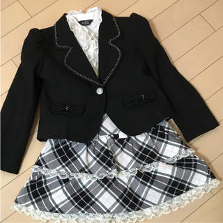 キスキス(XOXO)のXOXOのスーツ(ドレス/フォーマル)
