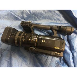 ソニー(SONY)のSONY HVR-V1J HDV 業務用ビデオカメラ(ビデオカメラ)