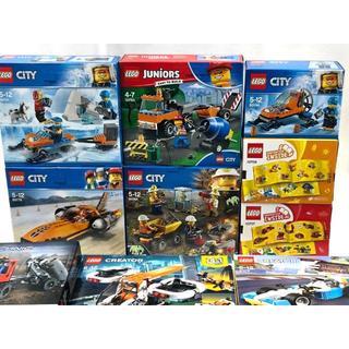 10種セット レゴ クラシック アイデア パーツ クリエイター スーパーカー(知育玩具)