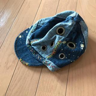 バックアレイ(BACK ALLEY)のBACK ALLEY バックアレイ  キャスケット XSサイズ(帽子)