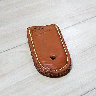 UNIFLAME  ちびパン本革ハンドルカバー(調理器具)