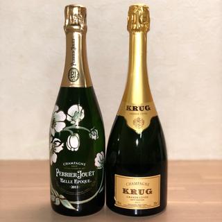 クリュッグ(Krug)のクリュッグ ベルエポック(シャンパン/スパークリングワイン)