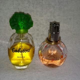 グレカボティーヌ(GRES CABOTINE)の香水・グレ カボティーヌ/エクラ ドゥ アルページュ リミテッド エディション(香水(女性用))