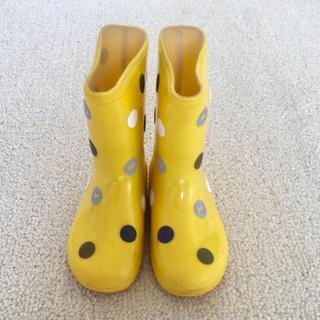 ハッカ(HAKKA)のレインブーツ キッズ 長靴 HAKKA 16cm(長靴/レインシューズ)
