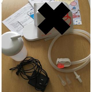 【まる様専用】電動鼻水吸引器 メルシーポット 本体以外(鼻水とり)
