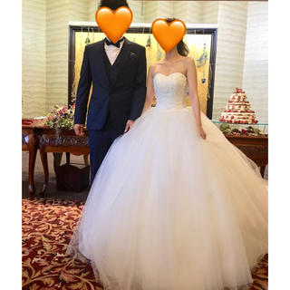 YNSwedding ウェディングドレス